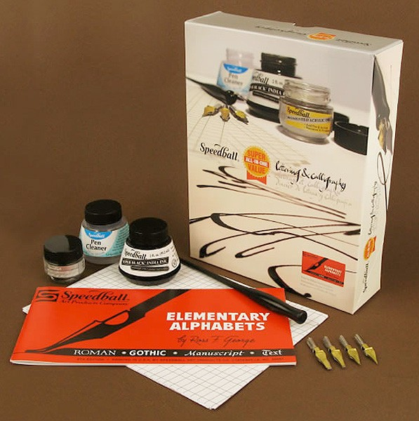 Speedball Art Products Speedball Lettering And