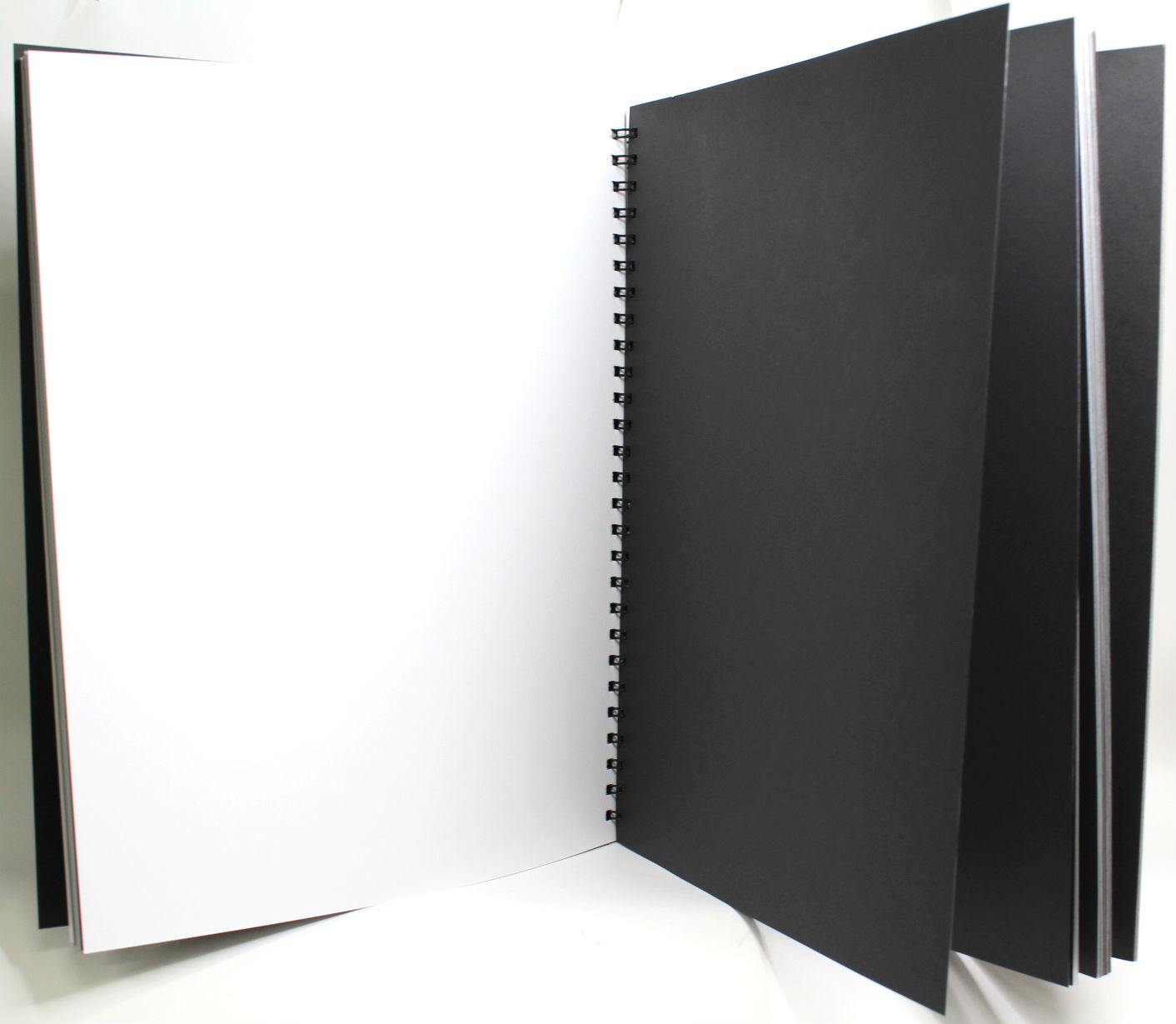 Arttec Black Visual Diary BY One Choose Your Size